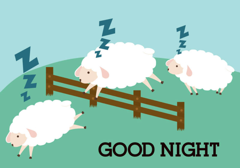 Have You Tried Counting Sheep?