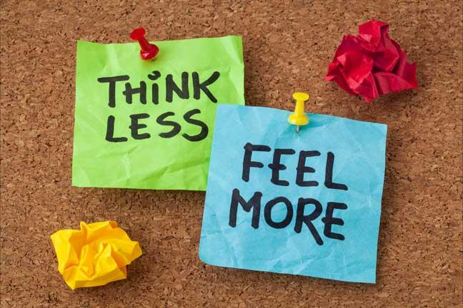 Thinking vs Feeling